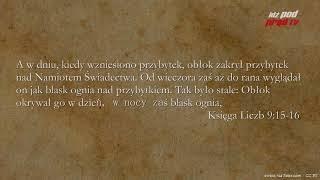 BIBLIA NA CO DZIEŃ: Księga Liczb #9