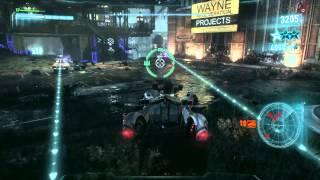 Batman: Arkham Knight - Bug trophy Point of impact (PS4)