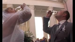 Прикол на свадьбе в Таганроге, видеосъёмка свадеб.
