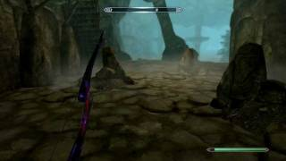 Skyrim - Never Sprint Faster in Ustengrav / Whirlwind Sprint Shout / Stone Puzzle / Fast Guide