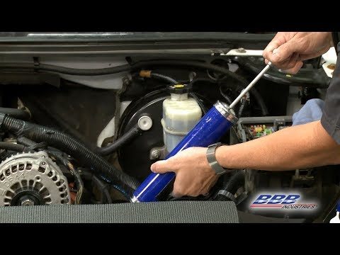 How To Flush Your Power Steering System & Select Correct Fluid