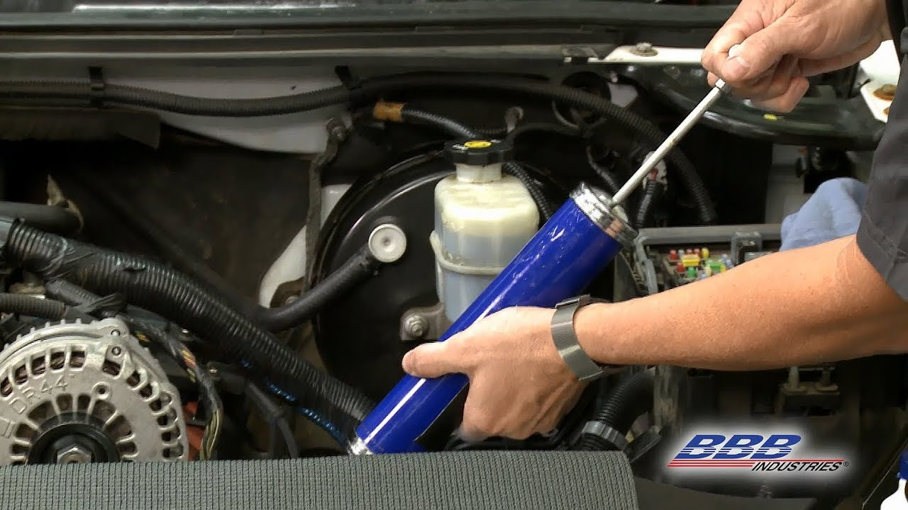 How To Flush Your Power Steering System & Select Correct Fluid - YouTube
