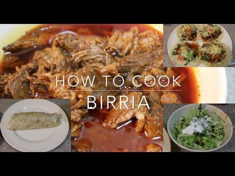 Birria (flavored beef) Recipe +3 Dish Ideas