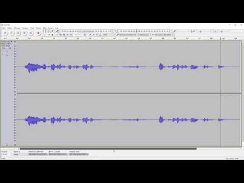 Changer sa voix est très facile quand on sait comment appliquer certains effets. Pour pouvoir changer sa voix, il ne faut pas forcément avoir recours à un logiciel pour changer les voix, un simple logiciel gratuit comme Audacity peut suffire.