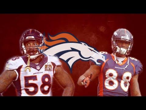 Denver Broncos - 2017 NFL Season Hype