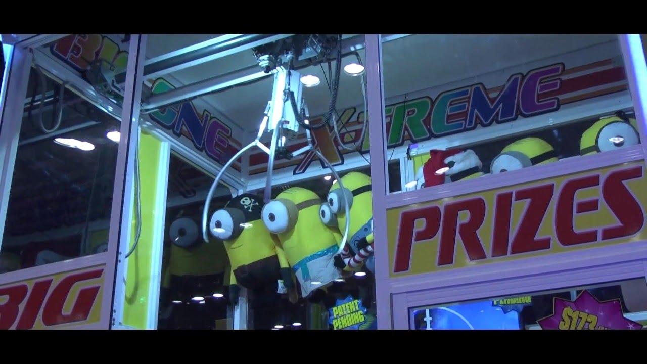 X-TREME BIG ONE - Elaut USA - Game Play - IAAPA 2015