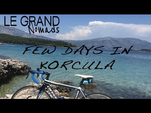 A Few Days on Korcula Island, Croatia - Summer 2016