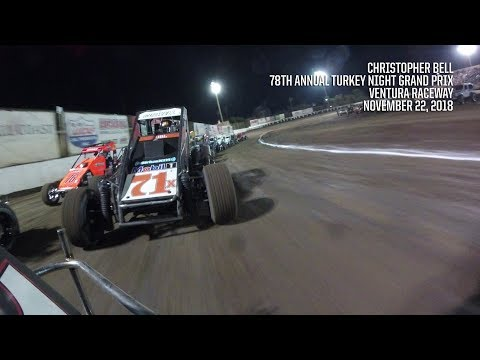 Christopher Bell Turkey Night Grand PrixNovember 22, 2018 | ONBOARD