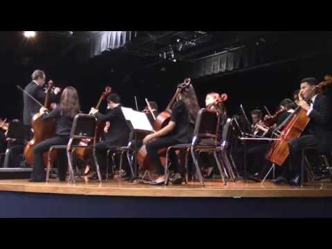 "New World School of the Arts Symphonic Orchestra ""Finlandia"""
