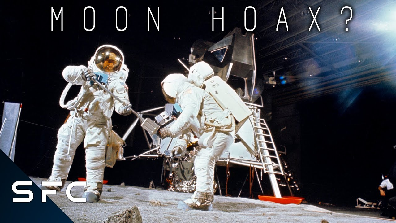 Download Fake Moon Landing Conspiracy   Latest 2021 Documentary   New Evidence   Hoax or Not?