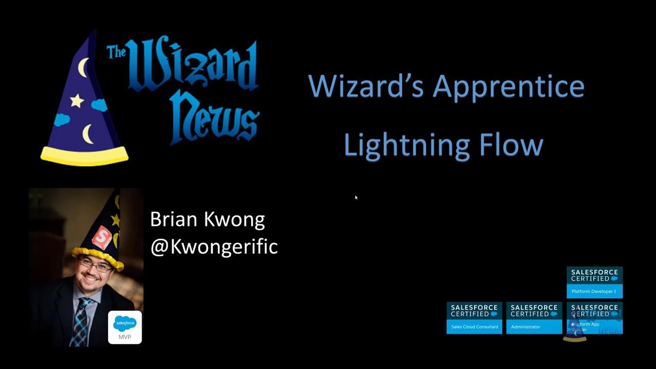 Wizard's Apprentice: Salesforce Tutorials - The Wizard News