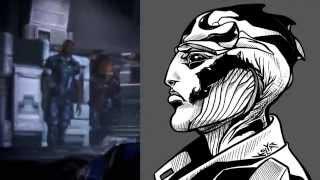 Davy Arfel - Artworks - Mass Effect