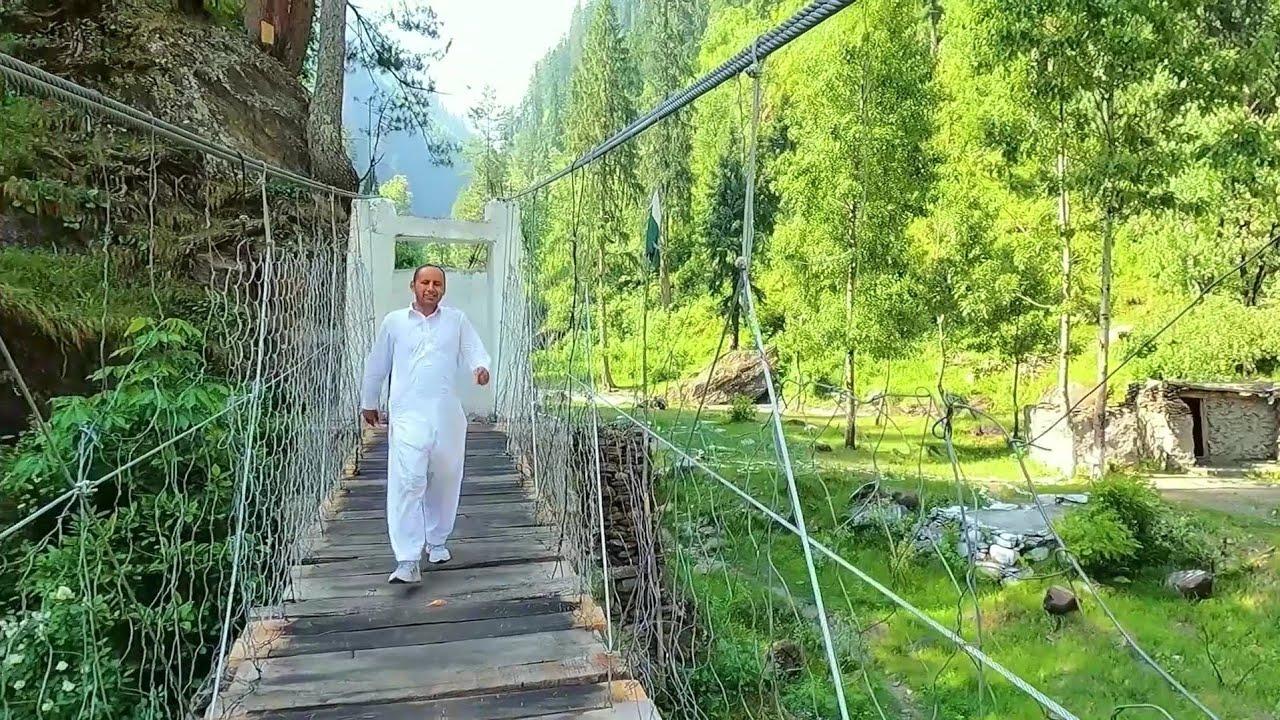 Heaven on Earth   Arang Kel Kashmir   Azad Kashmir   Mubashir Saddique   Village Food Secrets