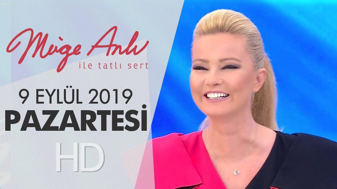 Müge Anlı ile Tatlı Sert 9 Eylül 2019 | Pazartesi