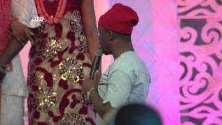 THE ROAST OF OSAS AND GBENRO AJIBADES WEDDING BY NIGERIAN COMEDIAN