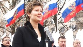 Мария Кожевникова - депутат-мать - РЕАЛЬНОСТЬ.Документ