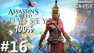 Zagrajmy w Assassin's Creed Odyssey [PS4 Pro] odc. 16 - Obóz wojskowy w Eirenie