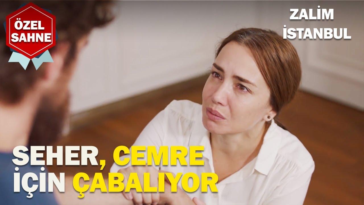 Seher, Cemre'nin Masumiyetini İspatlamaya Çalışıyor! - Zalim İstanbul Özel Klip