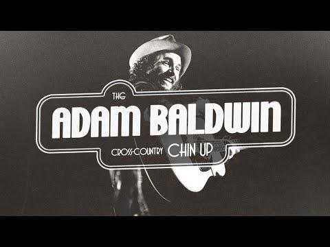 The Adam Baldwin Cross-Country Chin Up