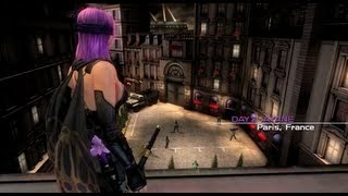 Here's a walkthrough of Day 2 Ayane (takes place after Day 2 with H...
