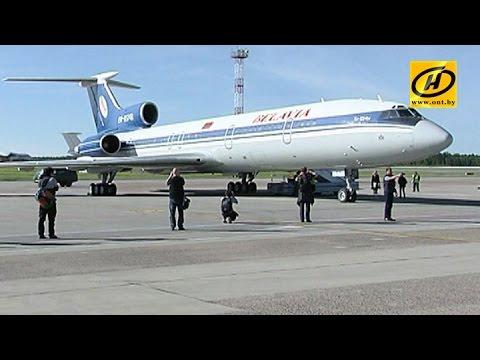 Из Беларуси в Европу больше не будут летать легендарные Ту-154