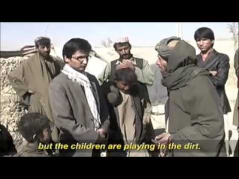 Child Victims of Afghanistan War