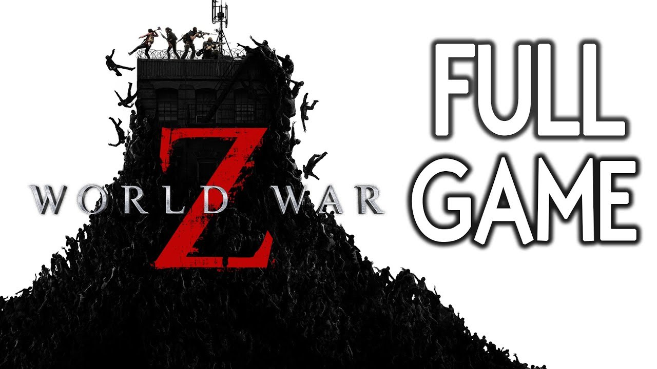 Download World War Z - FULL GAME Walkthrough Gameplay No Commentary