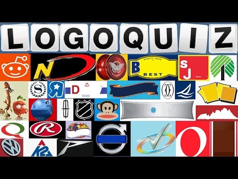 Logo Quiz! How Many Logo's Can You Name?