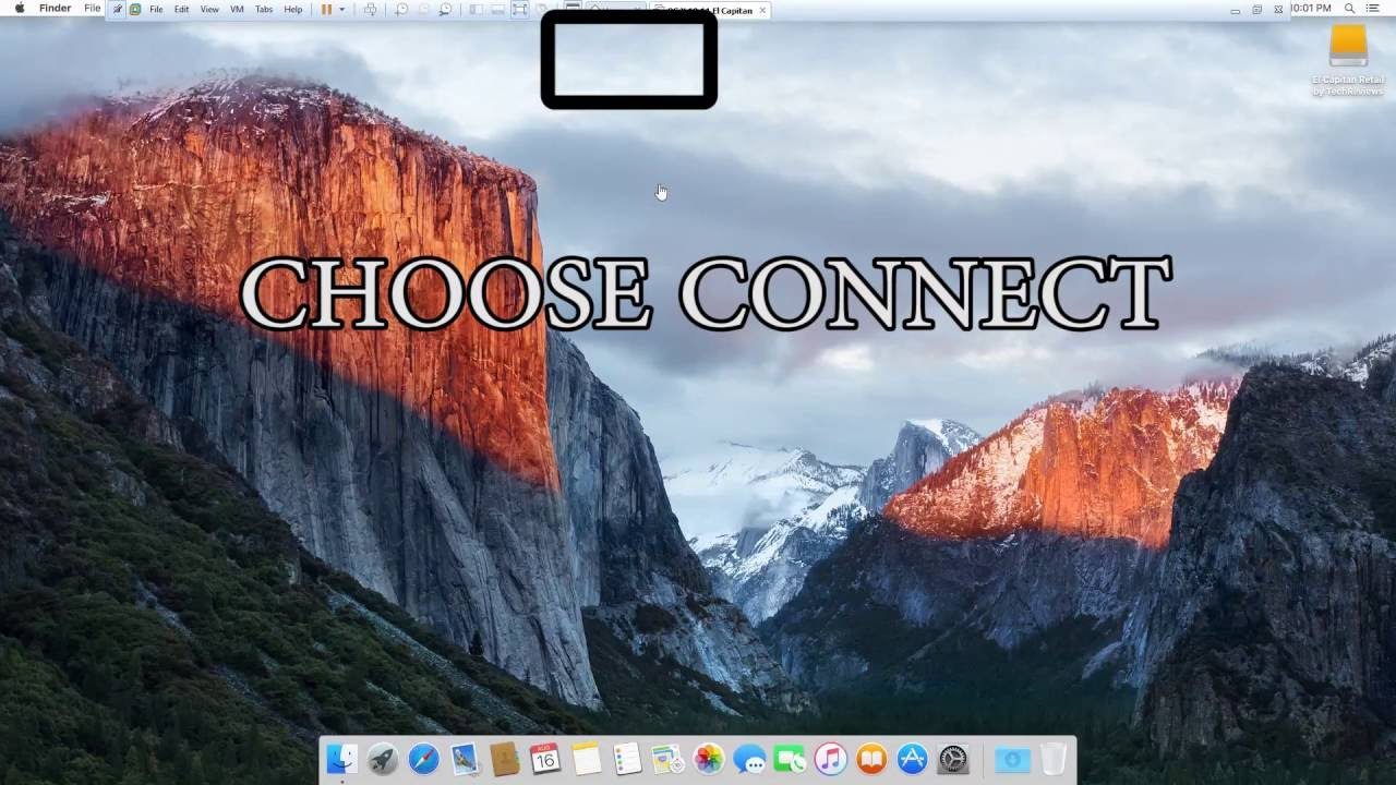 HOW TO INSTALL MAC OS X EL CAPITAN ON VMWARE WORKSTATION 12 AND RUN IT ...