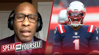 Cam Newton can still salvage the Patriots' season - Bucky Brooks | NFL | SPEAK FOR YOURSELF