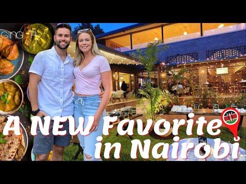 Best Affordable Restaurant In Nairobi Kenya 🇰🇪/ Red Ginger