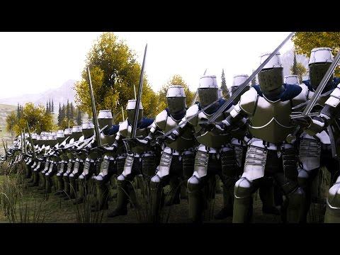 100,000 SOLDIER BATTLE | Ultimate Epic Battle Simulator #1