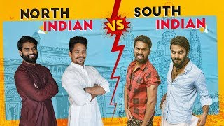 North Indian Vs South Indian | Comedy video| Rey 420