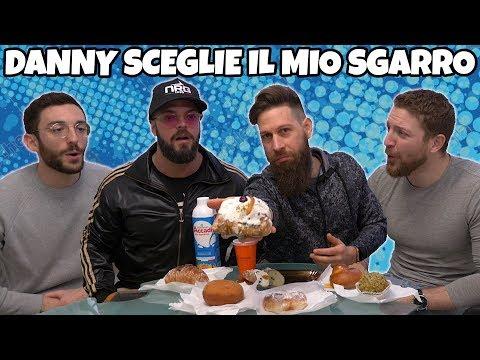 DANNY LAZZARIN SCEGLIE IL MIO SGARRO Con XMurry E Maurizio Merluzzo - PALERMO CHEAT DAY - Episodio 2