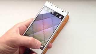 Обзор LG Оптимус Л7 (П700)  / LG Optimus L7 (P700) rview