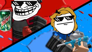 Roblox Let's Play Twisted Paintball