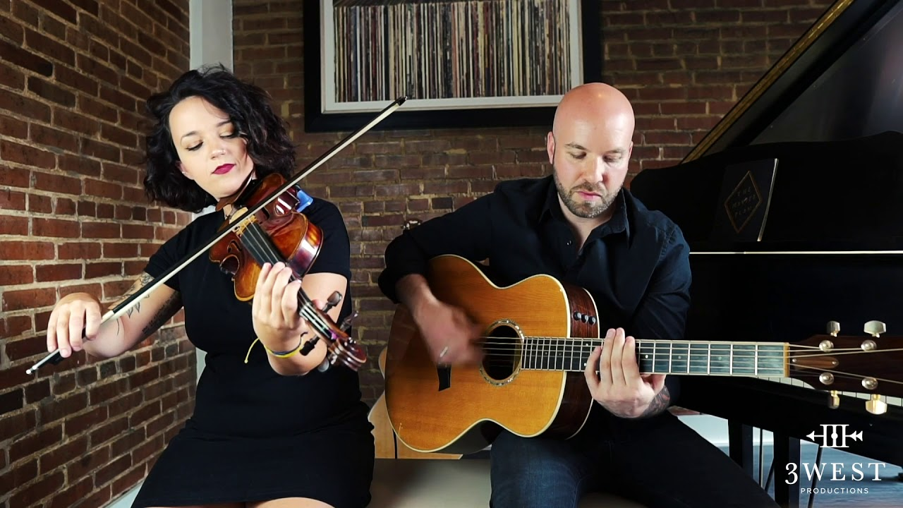 "Violin + Guitar Duo - ""Iris"" 
