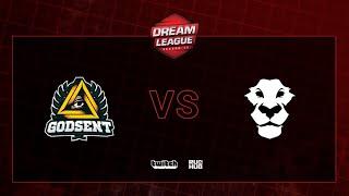 Godsent  vs Ad Finem DreamLeague S13 QL, bo2, game 1 [CrystalMay]