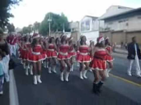 Ab Band Inicio De Desfile Navide O De Villa Nueva Youtube