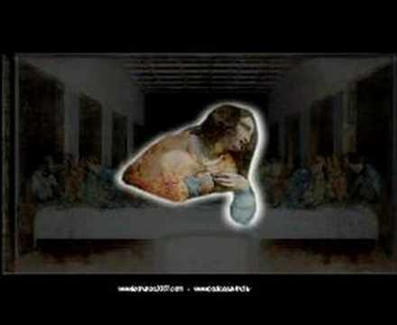 The real secret of Leonardo - YouTube Da Vinci Paintings Secrets