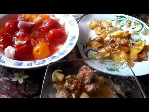 Суп из маринованных помидоров