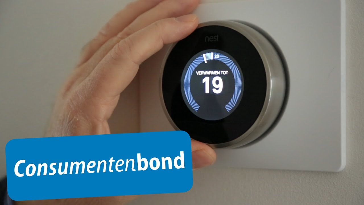 Eneco Stadsverwarming Thermostaat Nest Thermostaat Review Consumentenbond