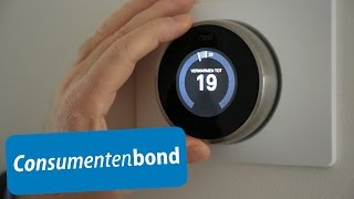 Nest Thermostaat - Review (Consumentenbond)