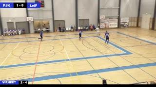 PJK - LeiF 7.11.2018 klo 19.00 Futsal-liiga