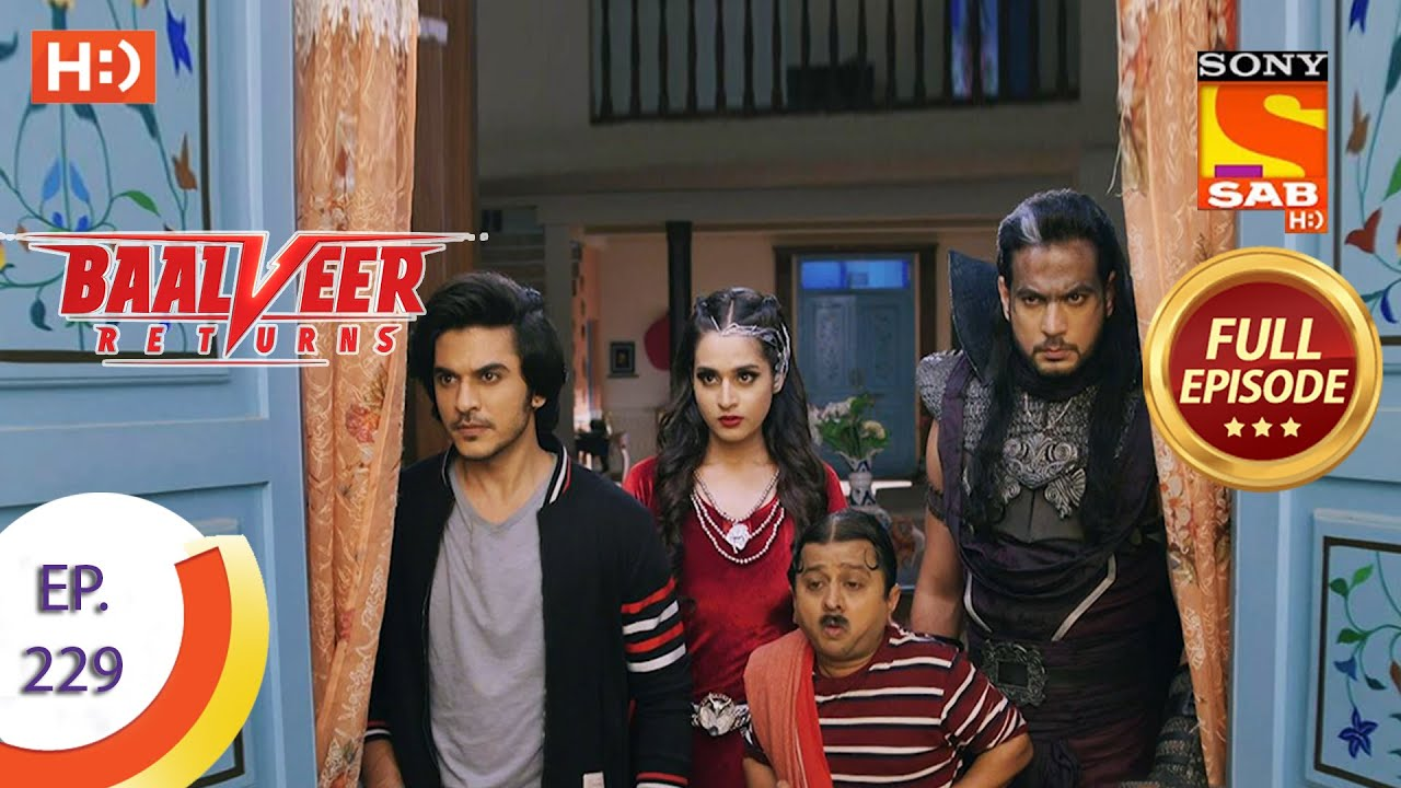 Download Baalveer Returns - Ep 229 - Full Episode - 6th November 2020