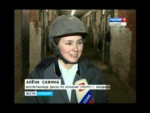 Открытое первенство области по конному спорту прошло во Владимире