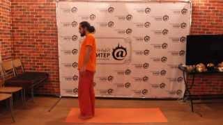 Хатха-йога для начинающих, для похудения, пранаямы и Сурья Намаскар
