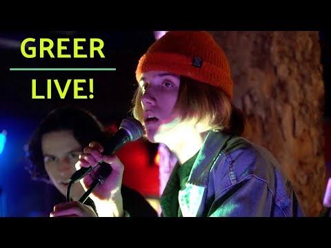 Greer - Unreleased LIVE! | (On Stage)