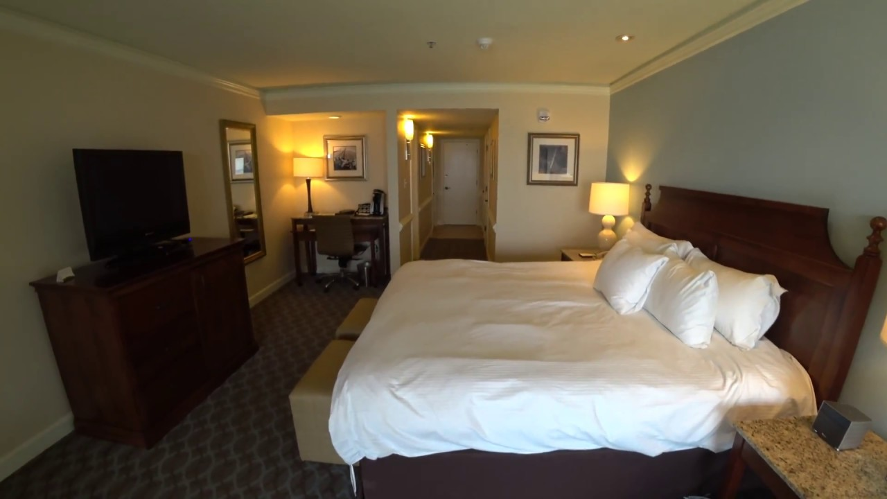Kingsmill Resort Room Tour - Williamsburg Virginia, Near Busch ...