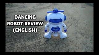 Dancing Robot Toy | Intelligent Robot | HEBIN ROBOT 07 | Review | English